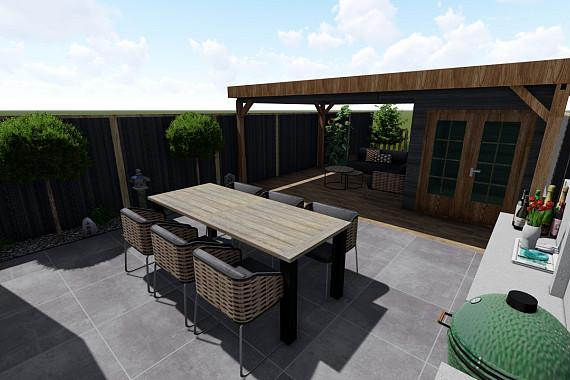 Deel jouw nieuwbouw-tuin ook handig in !